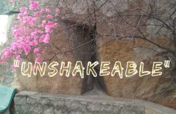 UNSHAKEABLE FOUNDATION